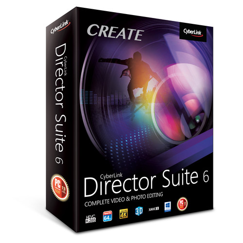 CyberLink Director Suite 6 (Download)