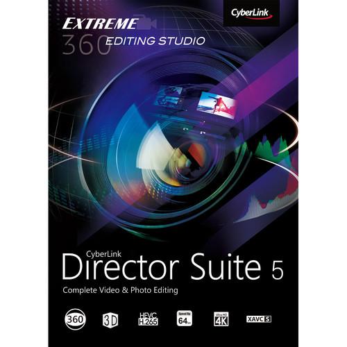 CyberLink Director Suite 5 (Download)