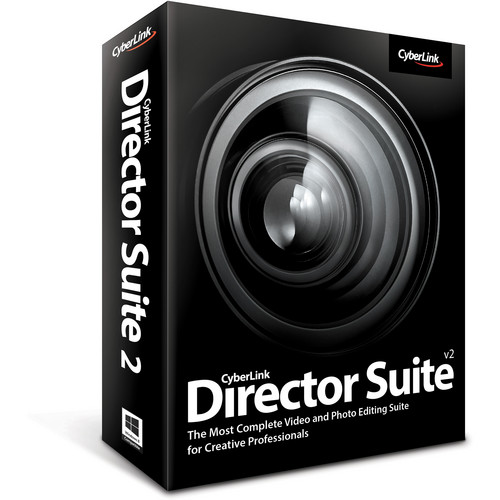CyberLink Director Suite 2 (Windows)