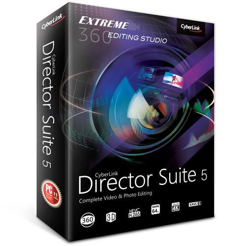 CyberLink Director Suite 5 (DVD)