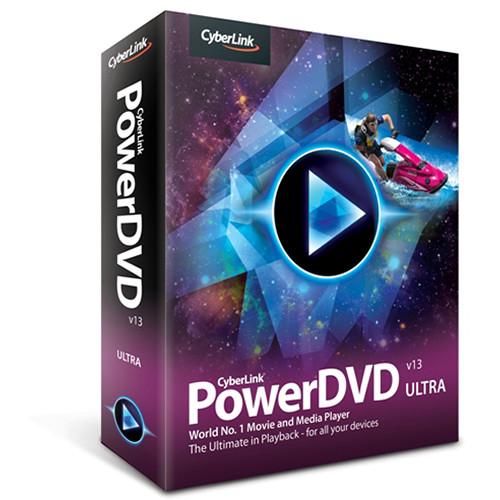 CyberLink PowerDVD 13 Ultra Media Player