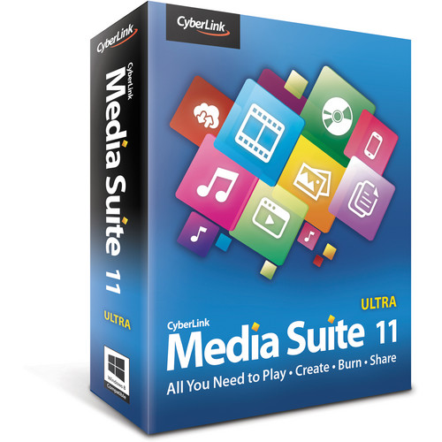 CyberLink Media Suite 11 Ultra