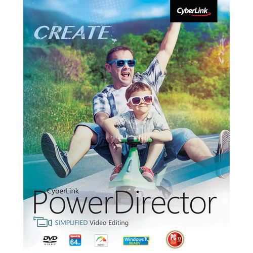 CyberLink PowerDirector 16 Deluxe (Download)