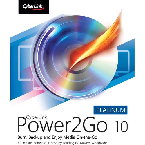 CyberLink Power2Go 10 Platinum (Boxed)