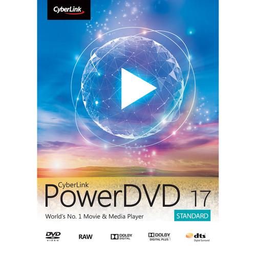 CyberLink PowerDVD 17 Standard (Download)