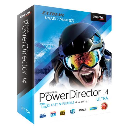 CyberLink PowerDirector 14 Ultra (Download)