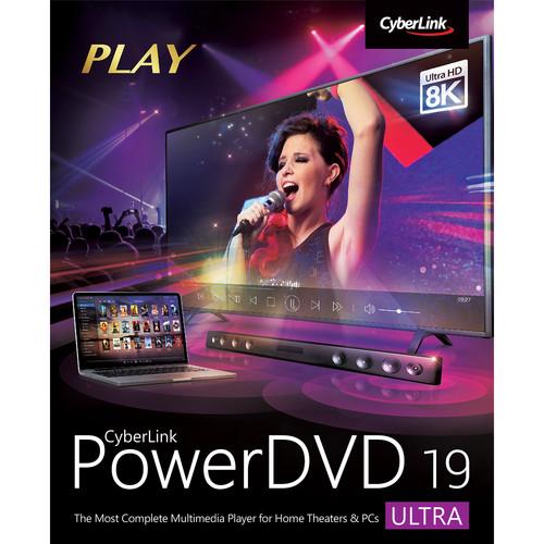 CyberLink PowerDVD 19 Ultra