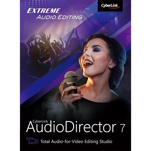 CyberLink AudioDirector 7 Ultra (Download)