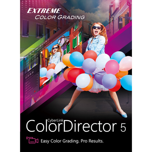 CyberLink ColorDirector 5 Ultra (Download)