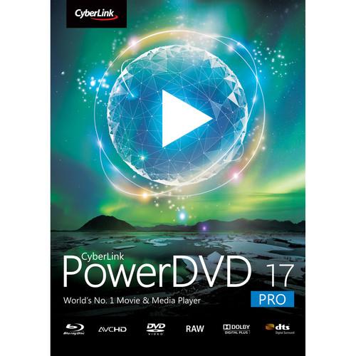 CyberLink PowerDVD 17 Pro (Download)