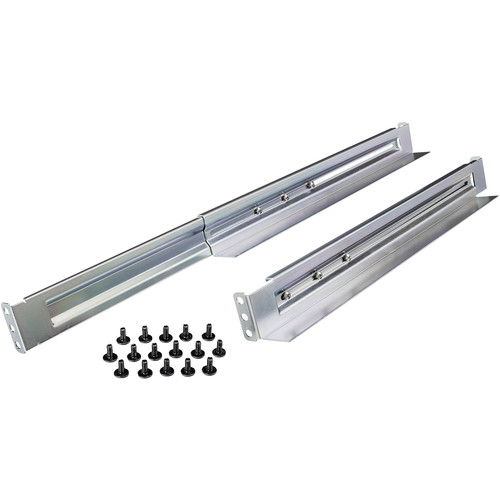 """CyberPower Universal RackMount RailKit/Adjustable 18.5-29""""(Supports to 230 LBS-for 1U, 2U,and 3U Applications)"""