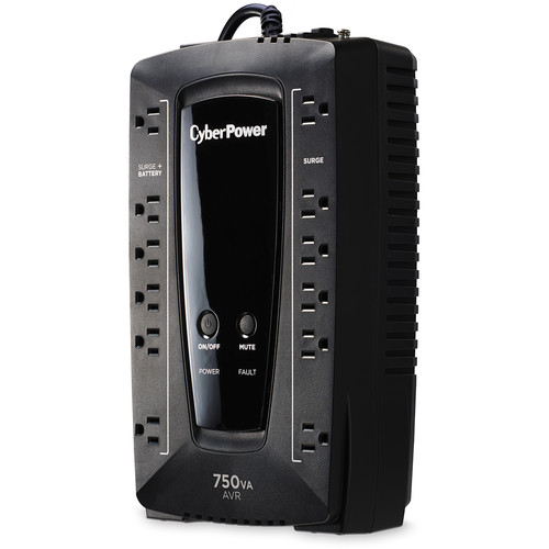 CyberPower AVRG750U AVR Series Uninterruptible Power Supply