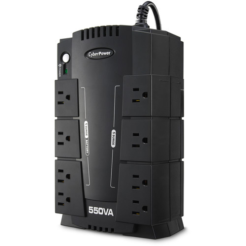 CyberPower CP550SLG Standby UPS + $5 GC