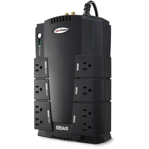 CyberPower CP685AVR AVR UPS