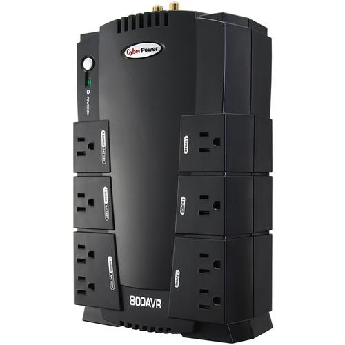 CyberPower CP800AVR Desktop UPS (800VA/450W)