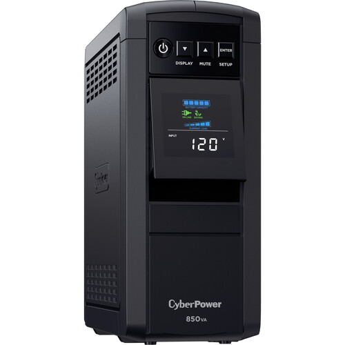 CyberPower CP850PFCLCD Uninterrupted Power Supply