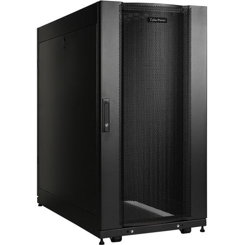 CyberPower CR24U11001 Carbon Series 24 RU Rack Enclosure
