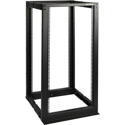 CyberPower CR25U40001 Carbon Series 25 RU Open Frame Rack