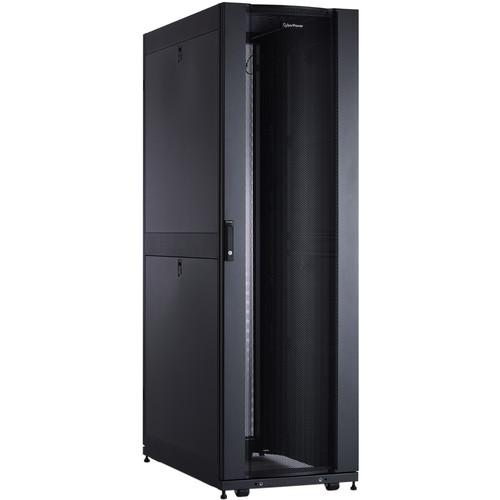 CyberPower CR42U11001 Carbon Series 42 RU Rack Enclosure