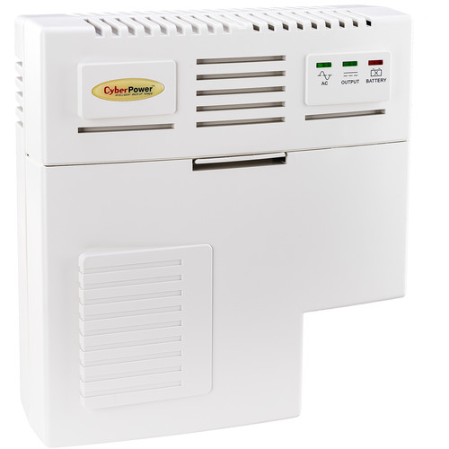 CyberPower UPS MDU Indoor 48V 20Ah 50W, Audible Alarm, 2-Prong Cord