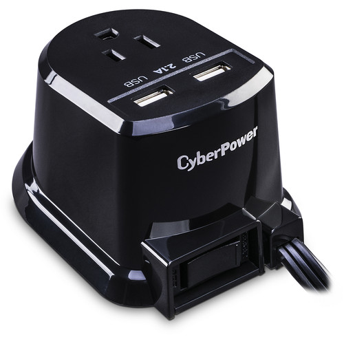 CyberPower Dual-USB Power Station
