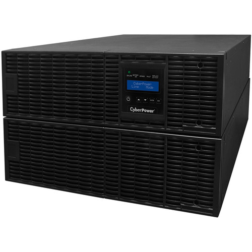 CyberPower OL8000RT3U Smart App Online Series 6U Rack/Tower UPS (8000VA / 7200W)