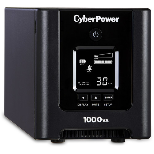 CyberPower OR1000PFCLCD PFC Sinewave UPS