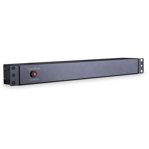 CyberPower PDU (20A)16A/100-125V/50/60Hz/Nema L5-20P Plug,10 Nema 5-20R,1U/15'Cord