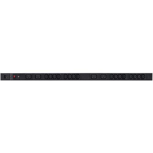 CyberPower PDU (20A) 16A/200-230V-50/60Hz/IEC-320 C20 Plug /16 C13,4 C19/0U /10'Cord