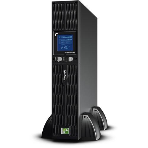 CyberPower PR1000ELCDRT2U Smart App Sinewave UPS (1000VA/900W)