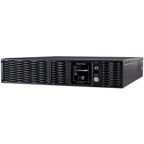 CyberPower PR1000LCDRT2U Smart App Sinewave UPS (1000VA / 900W)