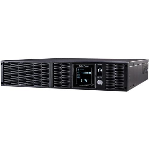 CyberPower PR1000LCDRTXL2U Smart App Sinewave UPS (1000VA/900W)