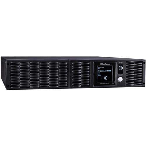 CyberPower PR1500LCDRT2U Smart App Sinewave UPS