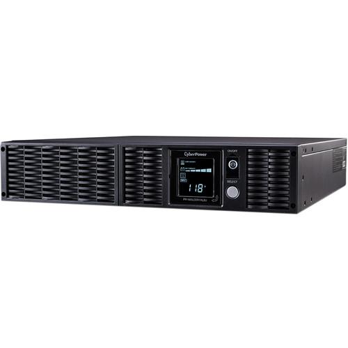 CyberPower PR1500LCDRTXL2U Smart App Sinewave UPS (1500VA/1500W)