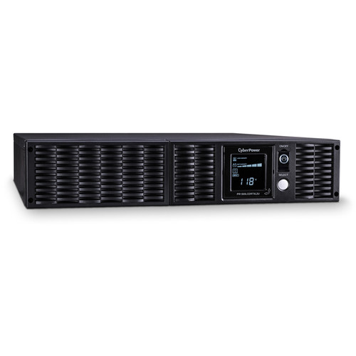 CyberPower Smart APP Sinewave Series PR1500LCDRTXL2UN UPS