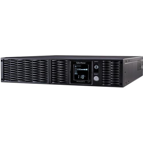 CyberPower PR2200LCDRT2UN Rack/Tower Smart App Sinewave UPS (2150VA / 1980W)