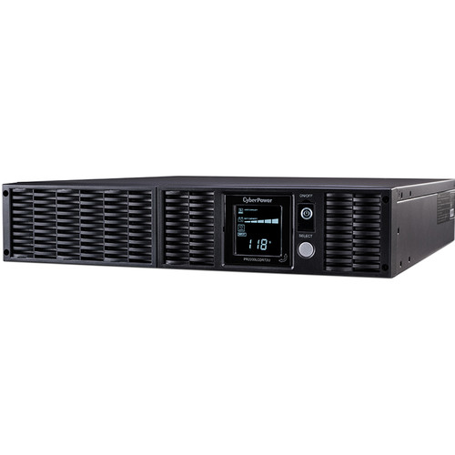 CyberPower PR2200LCDRT2UN Rack/Tower Smart App Sinewave UPS (2150VA / 1980W)