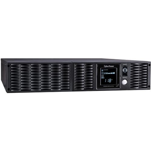 CyberPower TAA UPS 2150Va/2150W,PureSineWave,2U,N 520P,10.8'Cord,8N 520R,USB,Serial,SNMP,Relay,EPO,PowerpanelSW