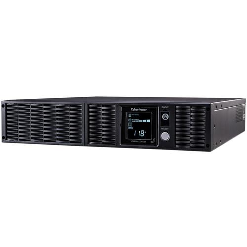 CyberPower PR3000LCDRT2U Smart App Sinewave UPS (3000VA/2700W)