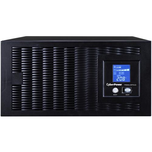 CyberPower 5000Va/4000W, Pure Sine Wave, 5U, Nema L6-30P, 5 (2 Critical Load, 3 Surge + Battery Backup), Usb, S