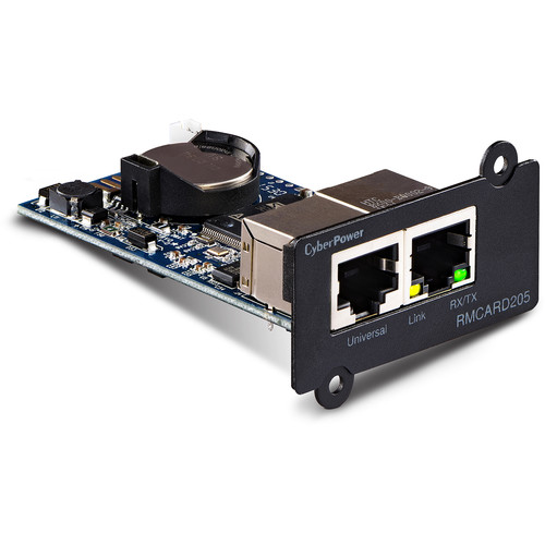 CyberPower Remote Manage Monitor and Control Card for UPS/ATS/PDU