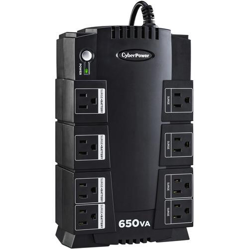 CyberPower 650VA Battery Backup
