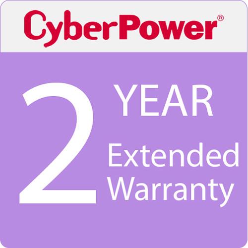 CyberPower UPS 20A 2-Year Extended Warranty for OL6000RT3U, OL6000RT3UPDU, OL6KRT3UHW