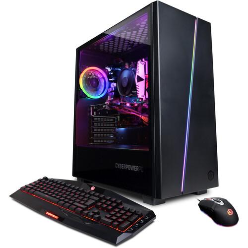 CyberPowerPC Gamer Master Gaming Desktop Computer