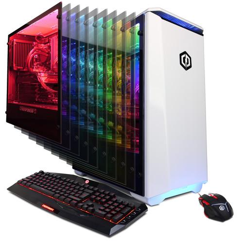 CyberPowerPC Gamer Panzer Desktop Computer