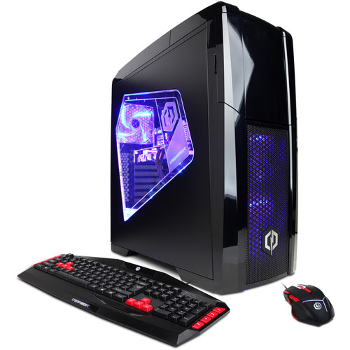 CyberPowerPC Gamer Xtreme GXI10020BH Desktop Computer