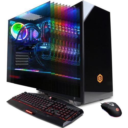 CyberPowerPC Gamer Xtreme Liquid Cool Desktop Computer