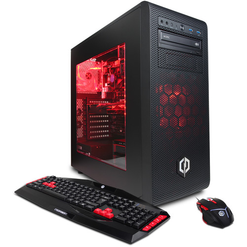 CyberpowerPC Gamer Xtreme GXi9900BH Desktop Computer