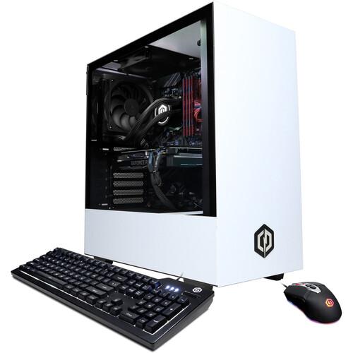 CyberPowerPC Content Creation Gaming Desktop Computer