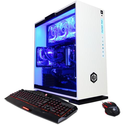 CyberPowerPC BattleBox Essential Liquid Cool Desktop Computer